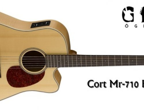 Akustik Gitar İncelemesi: Cort MR-710 F