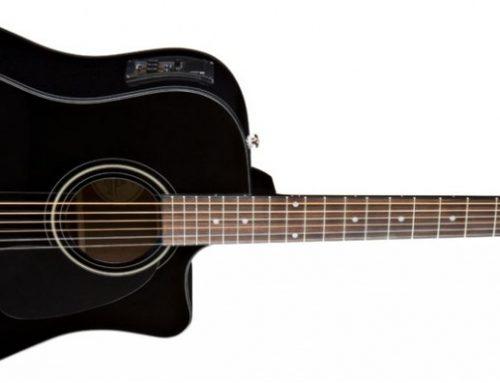 Akustik Gitar İncelemesi: Fender CD60-CE