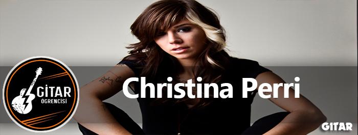 Christina Perri akor,Jar of Hearts gitar Akor,Jar of Hearts şarkısının Akorları,Jar of Hearts gitar akorları,akor