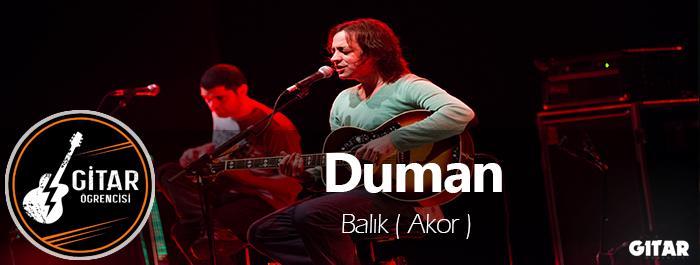 Duman – Balık Akor