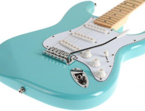 Elektro Gitar İncelemesi Jay Turser JT-300M
