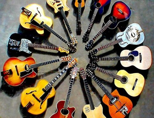 Dört X Dört Aşk Katili Gitar Akorları