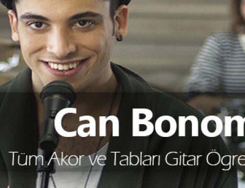 Can Bonomo – Olmaz Sensiz Akor – Tab